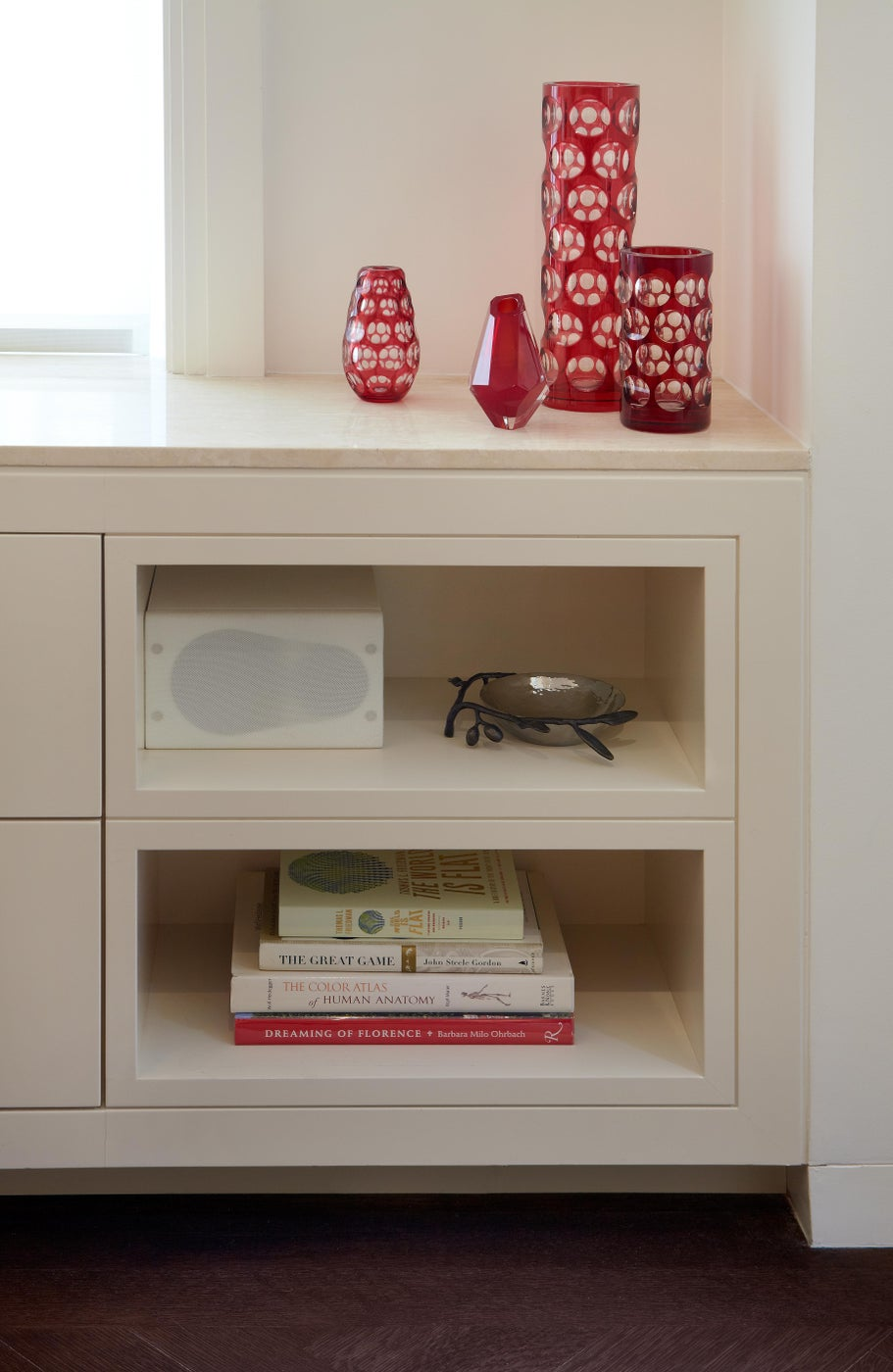 Madison Avenue Residence Built-In Cabinet
