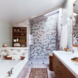 25th Street - Master Bath