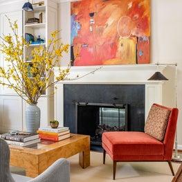 Broad Branch Living Room