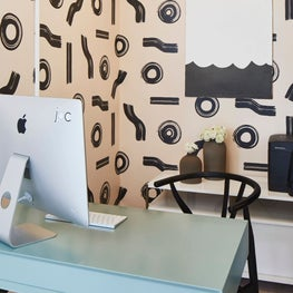 Public Relations Office NYC, Reception Nook