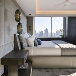 New York City Master Bedroom Retreat