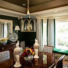 Amanda Reynal Interiors Dining Room