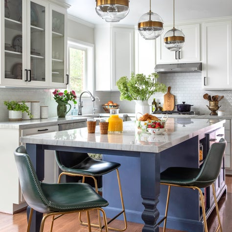 1920's Historic Houston Rice Village Kitchen Remodel