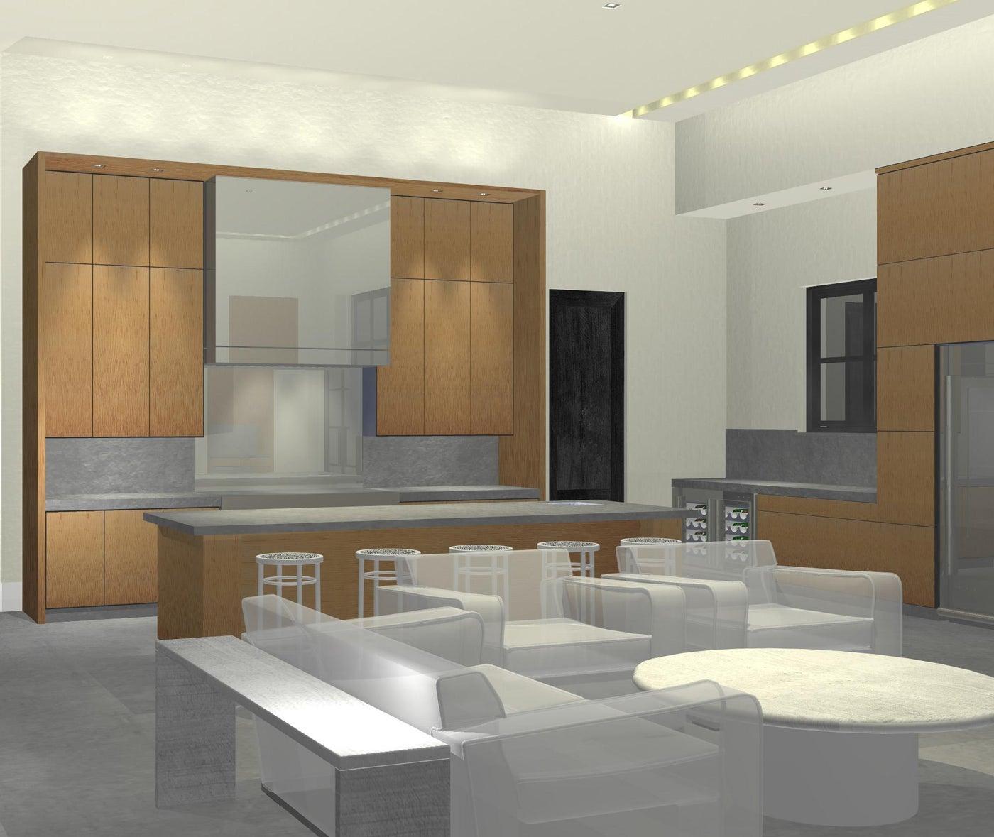 Residential Project, LA - Work in Progress