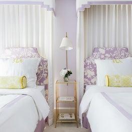 Girls Bedroom Winnetka Residence