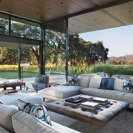 Sitting Area - Napa Valley