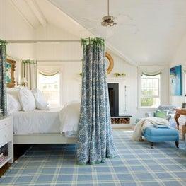 Nantucket Summer Home - Master Bedroom