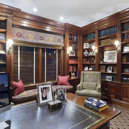 WESTCHESTER RESIDENCE Traditional Library