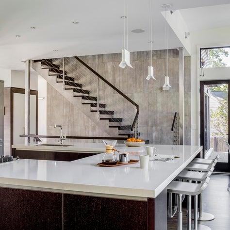 Next Century Modern- Kitchen