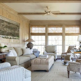 Country Home Bellville Sunroom