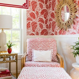 Trellis Home Design_Red and White