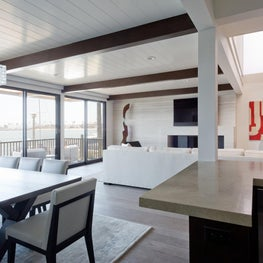 Mid-Century Modern Beach House