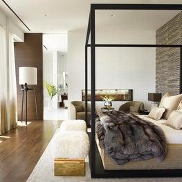 Vero Beach Residence - Master Bedroom