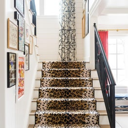 Color Me Bold Staircase