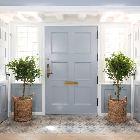 Montclair Boho Farmhouse - Entryway