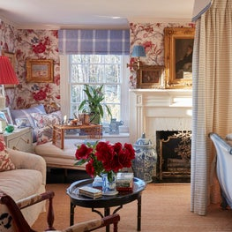 Bedford Historic, Featured in House Beautiful / Master Bedroom