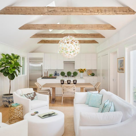 East Hampton beach cottage