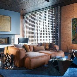 Vero Beach Residence - Master Sitting Room