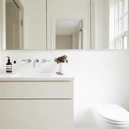 Upper East Side: Master Bathroom