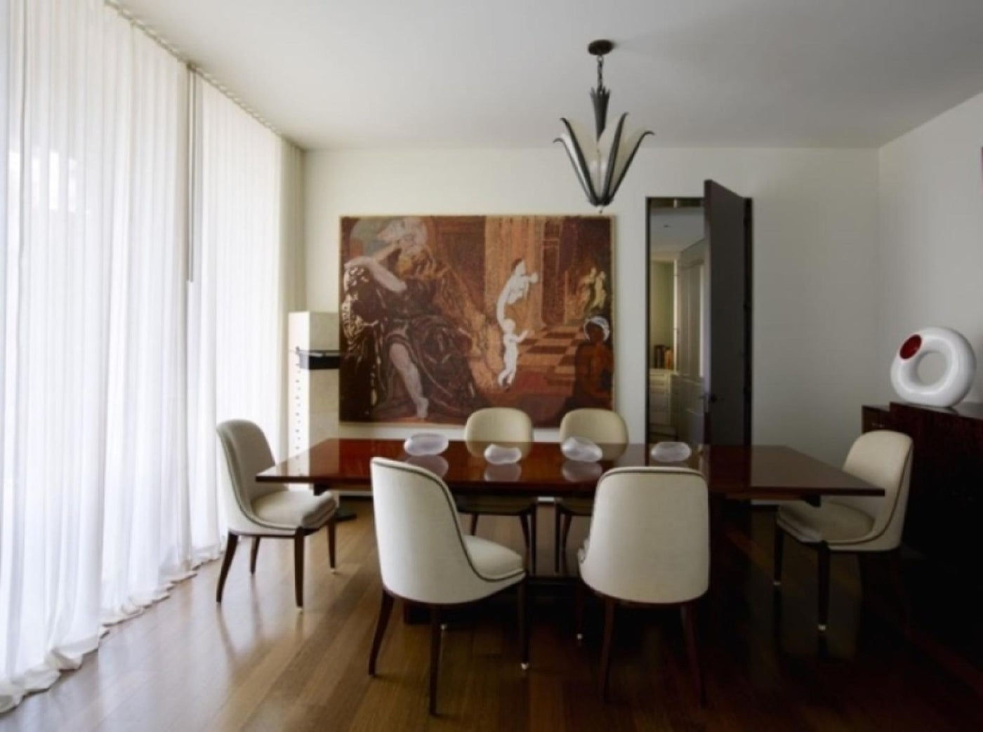 Midcentury Los Angeles Home - Dining Room