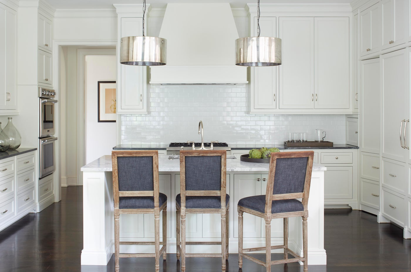 Transitional French Farmhouse