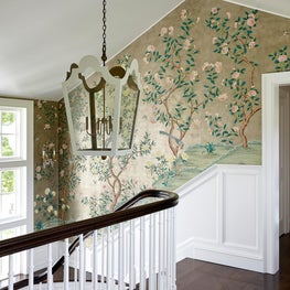 Chinoiserie Staircase