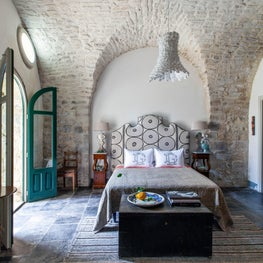 Sicilian Home:  Master Bedroom