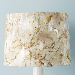'Rites of Spring' Lampshade  Anthropologie Home Collection