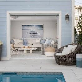 Beach House - Cabana Space and Pool