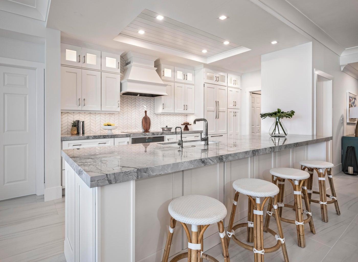 Jupiter Ocean Grande - Condo Renovation: Kitchen