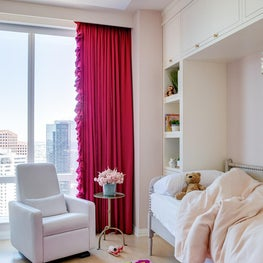 Boston, Millennium Tower Residence, Little Girls Bedroom