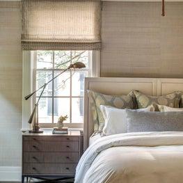 Tonal Master Bedroom