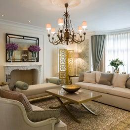 Mansion on the Heath Sitting Room