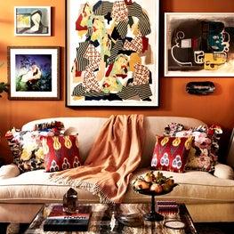 Designer's Own Home