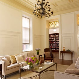 Renovation of an 1837 Townhouse in Midtown, NYC.
