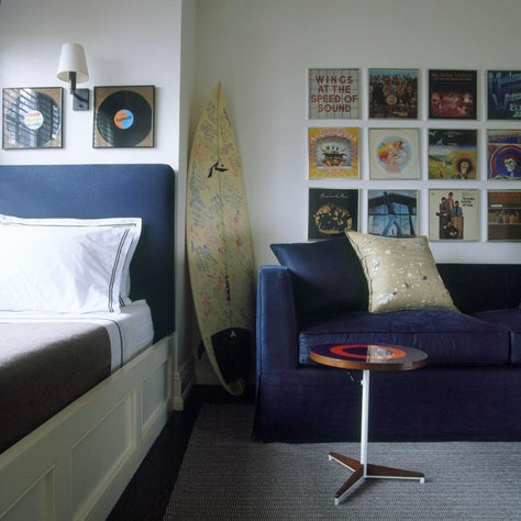 East Hampton Residence - Bedroom
