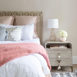 Montclair Boho Farmhouse - Master Bedroom