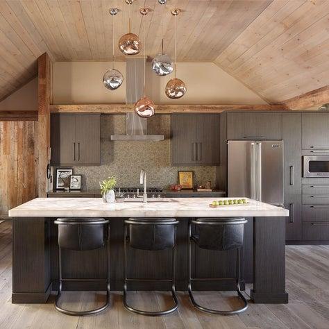 Mountain House Kitchen
