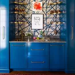 Our favorite wet bar