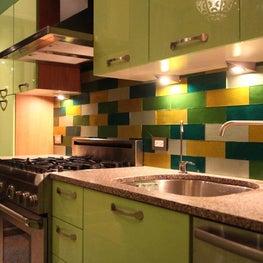 Kitchen in Union Square
