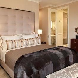 Central Park West Master Bedroom