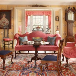 Living Room, Scarsdale House