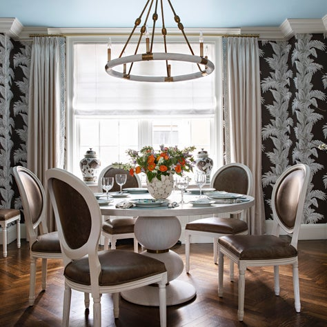 New York City Dining Room
