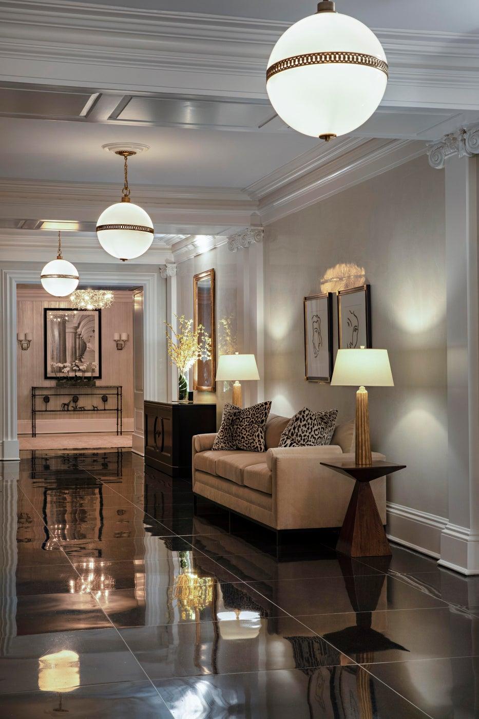 New York City Lobby