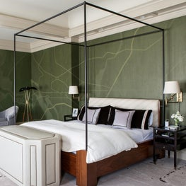 master bedroom // Huntley & Co. Interior Design_Maryland
