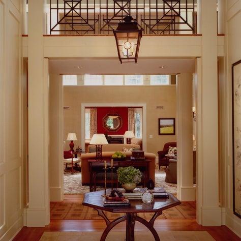 Hinsdale Residence Foyer