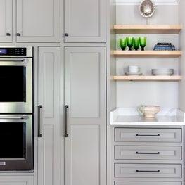 Kitchen Storage - LOST CREEK KITCHEN REMODEL