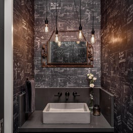 Chaplin Powder Room
