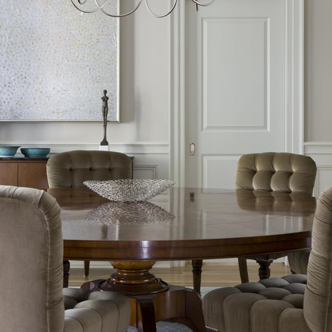 Mclean dining room
