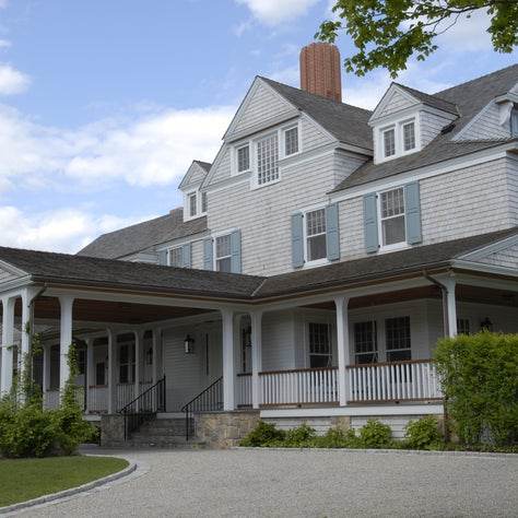 Shingle Style Residence in Watch Hill, RI